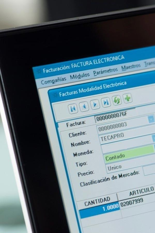 Sistema de Facturación electrónica en Uruguay